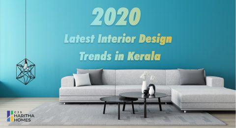 latest interior design trends in Kerala
